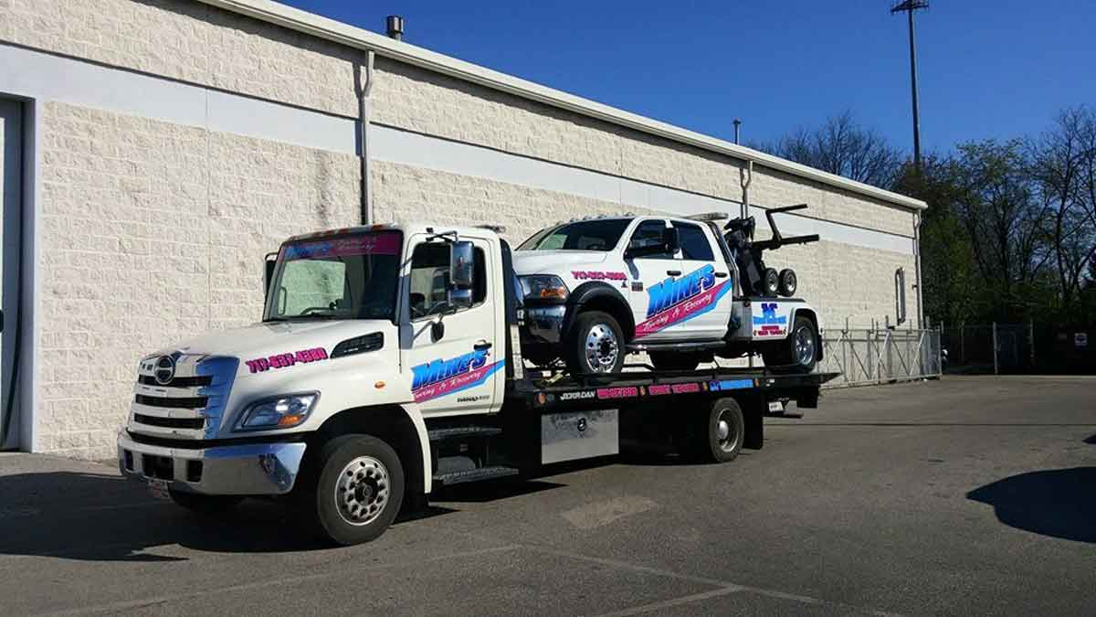 Towing York & Hanover PA